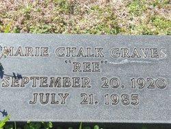 Louise Marie <i>Chalk</i> Graves