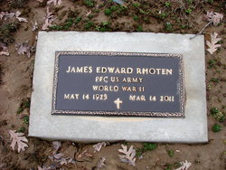 James Edward Rhoten