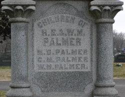 M B Palmer