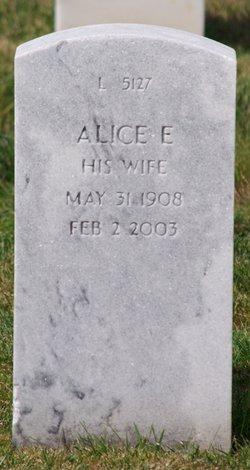 Alice Efford Cain