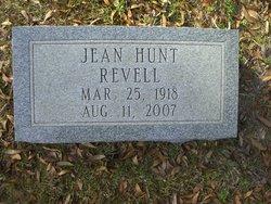 Jean Eleanor <i>Hunt</i> Revell