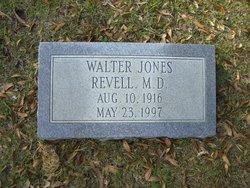 Dr Walter Jones Revell