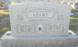 Clarence Edward Adams