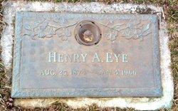 Henry A Eye