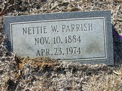 Nettie W Parrish