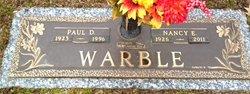 Paul Delmus Warble