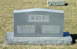 James Alvin Roe