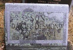 Daniel F Desmond