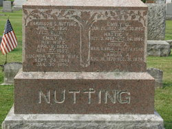 Emily Gertrude Nutting