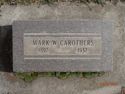 Mark W. Carothers