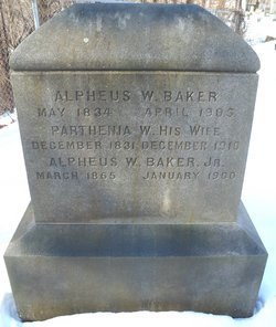 Alpheus W. Baker, Jr