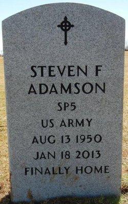 Steven Francis Adamson