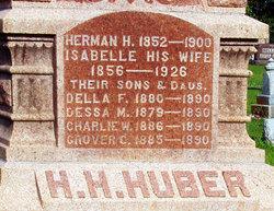 Herman H Huber