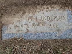 Alton J Anderson