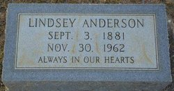 Lindsey Anderson