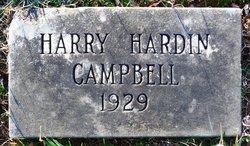 Harry Hardin Campbell