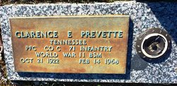 Clarence Edward Prevette