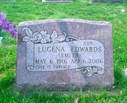Lugena <i>Smith</i> Edwards
