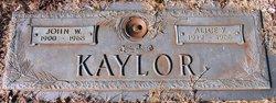 Alice Barbara <i>Young</i> Kaylor