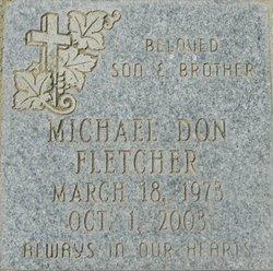 Michael Don Fletcher