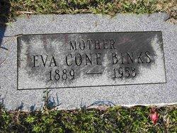 Eva <i>Cone</i> Binks