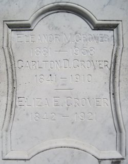 Eleanor M. Grover