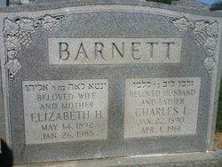 Elizabeth Harriett <i>Koffler</i> Barnett