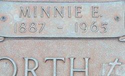 Minnie Edith <i>Crissman</i> Hollingsworth