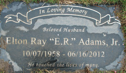 Elton Ray E.R. Adams, Jr