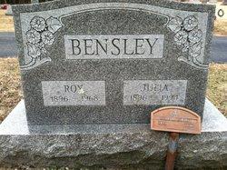 Roy Bensley
