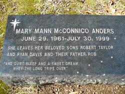 Mary Mann <i>McConnico</i> Anders