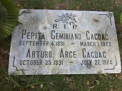 Arturo Arce Cacdac