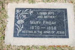 Mary <i>Knittel</i> Friday