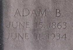 Adam B Hope