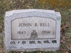 Pvt John B Bell
