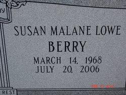 Susan Malone <i>Lowe</i> Berry