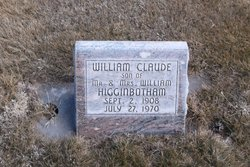 William Claude Higginbotham