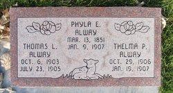 Thelma P Alway