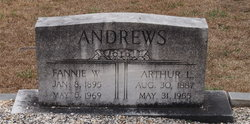 Fannie Lee <i>White</i> Andrews