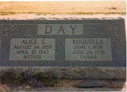 Cynthia Alice <i>Russell</i> Day