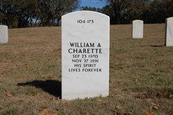 William A Charette