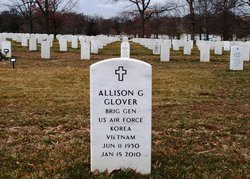 Gen Allison Gilbert Glover