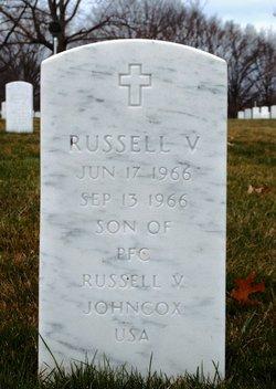 Russell V Johncox, III