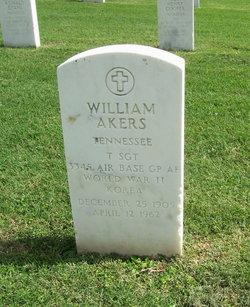 William G. Bill Akers