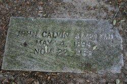 John Calvin Allen