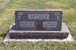 Margaret <i>Faris</i> Arthur