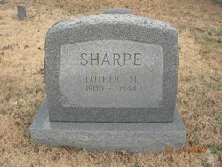 Luther H. Sharpe
