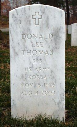 Donald Lee Thomas