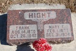 Merritt Franklin Hight