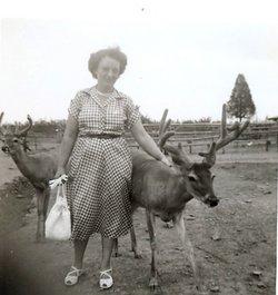 Mrs Elizabeth <i>Caylor</i> Page